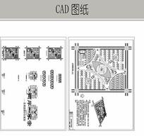 某小区规划方案CAD