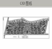 小区景观规划CAD CAD