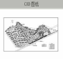 小区景观设计规划 CAD