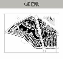 小区总平面图CAD CAD
