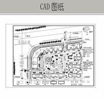 住宅区规划CAD图 CAD