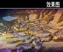 北大湖滑雪小镇效果图 JPG