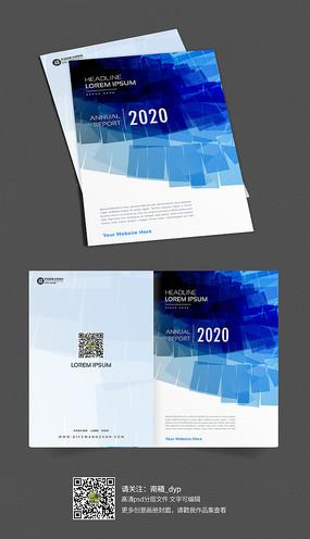 创意科技企业画册封面设计