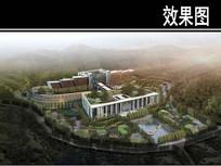 国际会议中心景观鸟瞰图 JPG