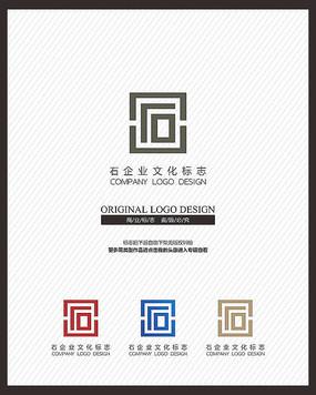 石文化印章标志设计