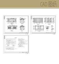 斜坡公厕CAD CAD