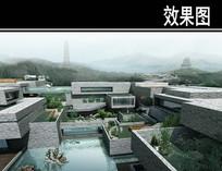 园林博物馆半鸟瞰图 JPG