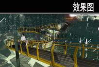 重庆某公园郊野公园效果图