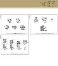 装饰柱CAD