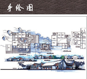 新中式风格建筑设计