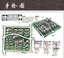 住宅小区整体景观设计