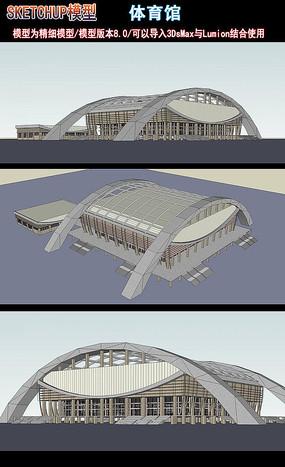 体育馆建筑
