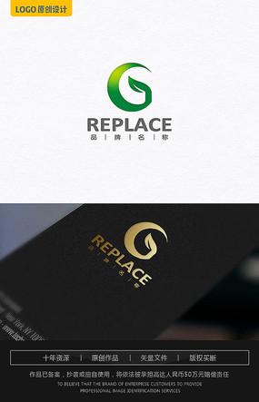 g字母开头logo