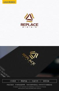 女装化妆品logo设计 AI