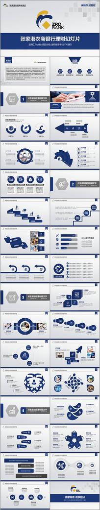 张家港农商银行金融报告PPT