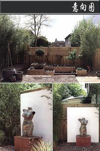 创意盒子盆栽花园意向图 JPG