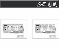 某4S店建筑平面图
