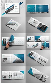 金融企业宣传画册设计