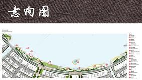 海滨休闲公园平面图