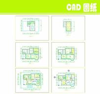 别墅建筑平面图