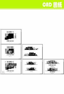 别墅建筑图纸