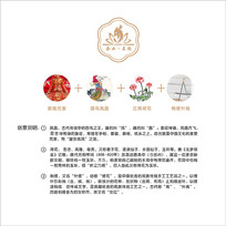 刺绣logo设计 CDR