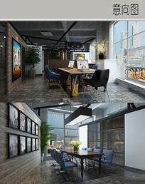 家居办公室装修风格设计