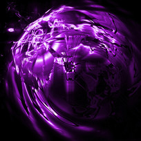 矢量紫色炫酷