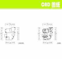 小型别墅平面图