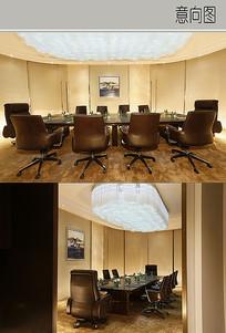 重要会议室装修设计