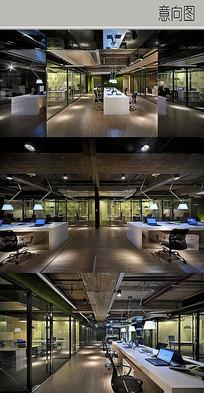 环境建筑设计公司装修室内设计