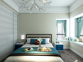 地中海风格房间装修效果图
