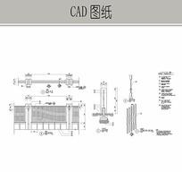 围栏CAD