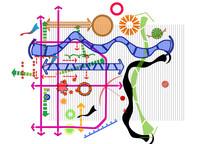 PSD 分析节点图标元素