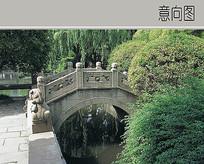 拱桥栏杆样式
