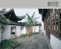 古典庭院植物配置