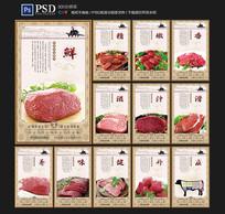 肉店宣传海报设计