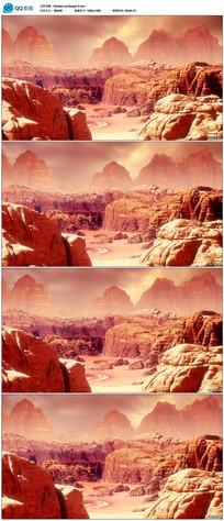 火星风光视频