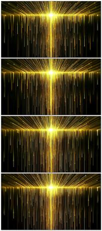 金色粒子颁奖盛典LED大屏幕