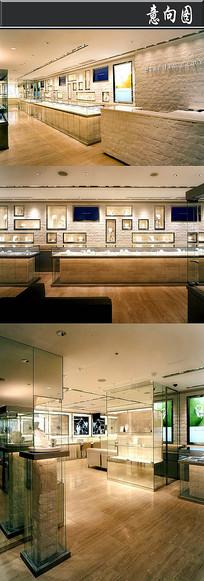 文化砖珠宝店意向图