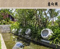 住宅区水景设计 JPG