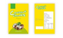 椰子片包装设计