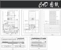 宝马4S店建筑图