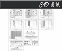 长城汽车专卖店建筑施工图