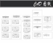 城市展览馆建筑图
