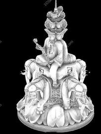 东南亚风格佛像雕塑
