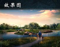 公园规划效果图JPG