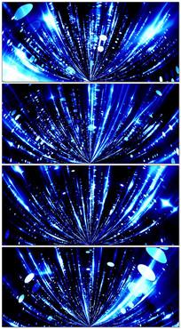 蓝色科技发布会启动仪式