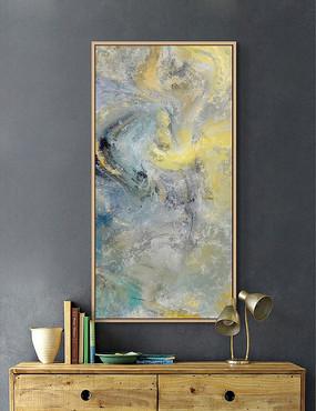 欧美抽象油画装饰画