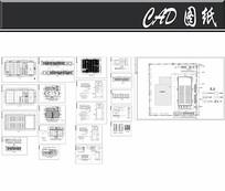 现代汽车展示中心方案施工图